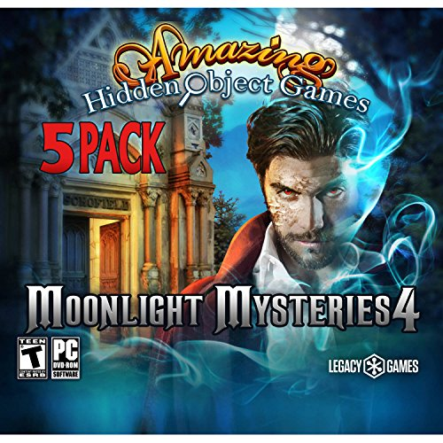 Moonlight Mysteries 4 (5 - City Grove Outlets