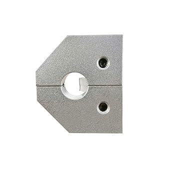 HEFUTE - Conector de filamento para impresora 3D, filamento ...