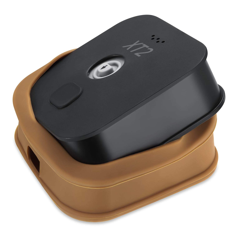 Skin protettiva colorata in silicone Wasserstein compatibile con la fotocamera per esterni Blink XT e XT2 Aiuta a accessoria la tua videocamera di sicurezza domestica beige, confezione da 3