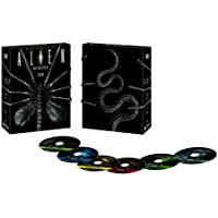 Alien Anthology Limited Collectors Edition [Imported 6 Blu-ray Set Region Free]