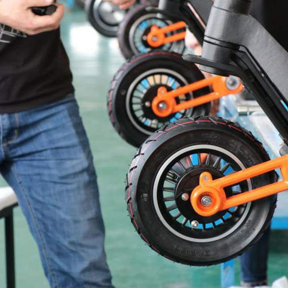 Lumpur o Interior Accesorios 10 Pulgadas Rueda Inflable Goma Repuesto Hoverboard Scooter el/éctrico Equilibrio Unidad Grueso Neum/ático Repuesto Duradero