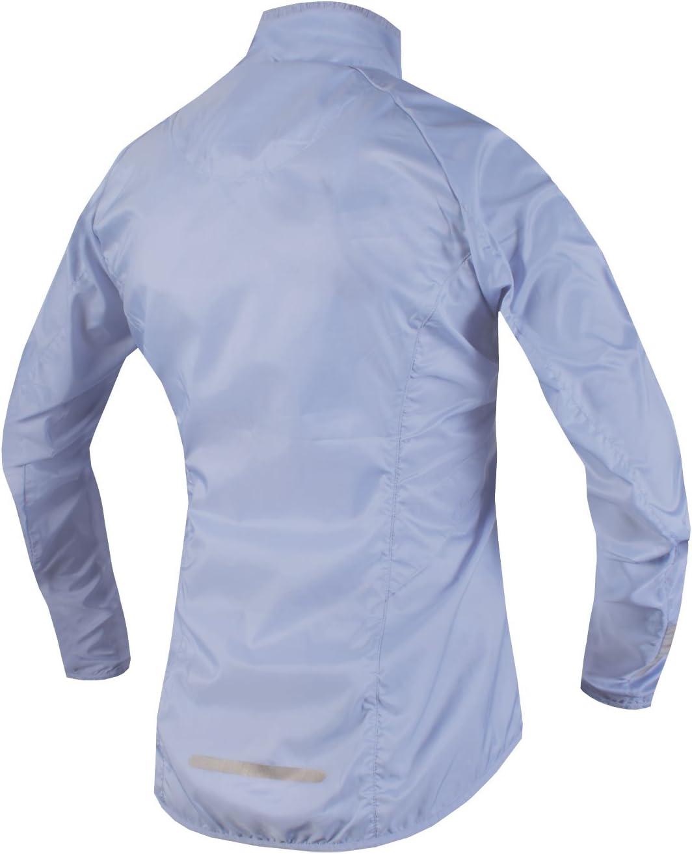 Endura Womens Pakajak Ultra Packable Showerproof Cycling Jacket