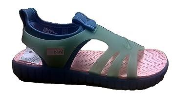 25e0de57308e Nike Sunray Junior Sandals Light Blue Pink  Amazon.co.uk  Shoes   Bags