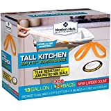 Member's Mark Tall Kitchen Simple Fit Drawstring Bags - Best Reviews Guide
