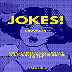 Jokes: 6 Books in 1 Audiobook
