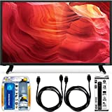 120Hz Led Tv - Vizio E43-D2 - 43-Inch 120Hz Full-Array SmartCast LED HDTV Essential Accessory Bundle includes TV, Screen Cleaning Kit, 6 Outlet Power Strip with Dual USB Ports and 2 HDMI Cables