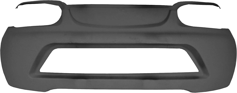 compatibile Italcar t3 R.DOC paraurti anteriore da verniciare