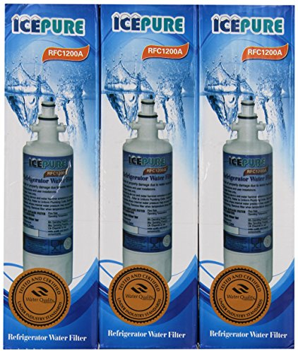 IcePure RFC1200A 3pk Filter Replacement Cartridge product image