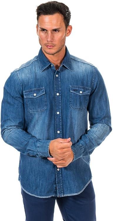McGregor Camisa Tejana m.Larga: Amazon.es: Ropa y accesorios