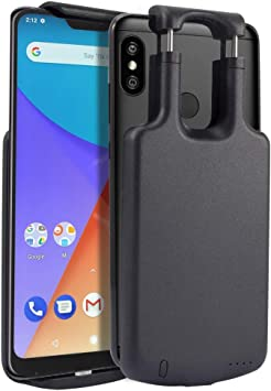 Funda de Batería para Xiaomi Mi A2 Lite Redmi 6 Pro5000mAh Xiaomi ...