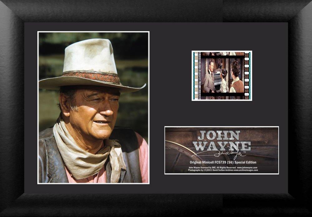Filmcells John Wayne DSJWE Minicell Framed Art, S6
