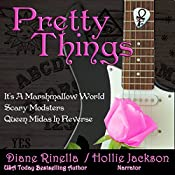 Pretty Things: The Rock and Roll Fantasy Collection: Rosalyn and Friends, Books 1-3 | Diane Rinella