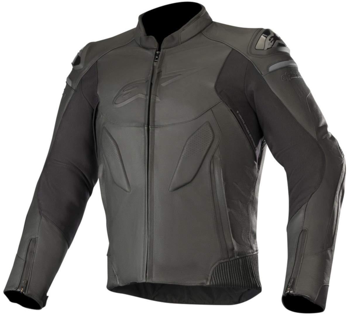 e71f63b0d9e Alpinestars Caliber Chaqueta de piel para moto