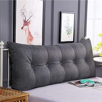 Amazon Com Muzidp Triangular Wedge Cushion Large Soft Headboard