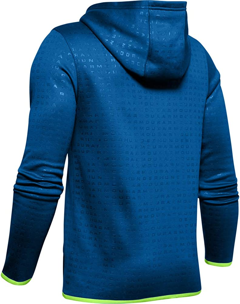 Under Armour Boys Armour Fleece Embossed Hoodie