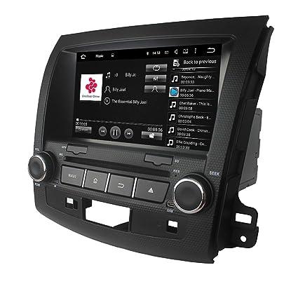 TLTek 8 inch HD 1024*600 Muti-touch Screen Car GPS Navigation System on