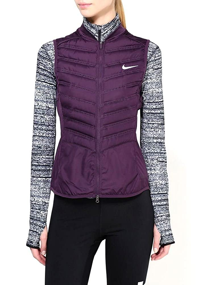 e0bd30a45009d Amazon.com : Nike Womens Aeroloft 800 Packable Down Women's Running ...