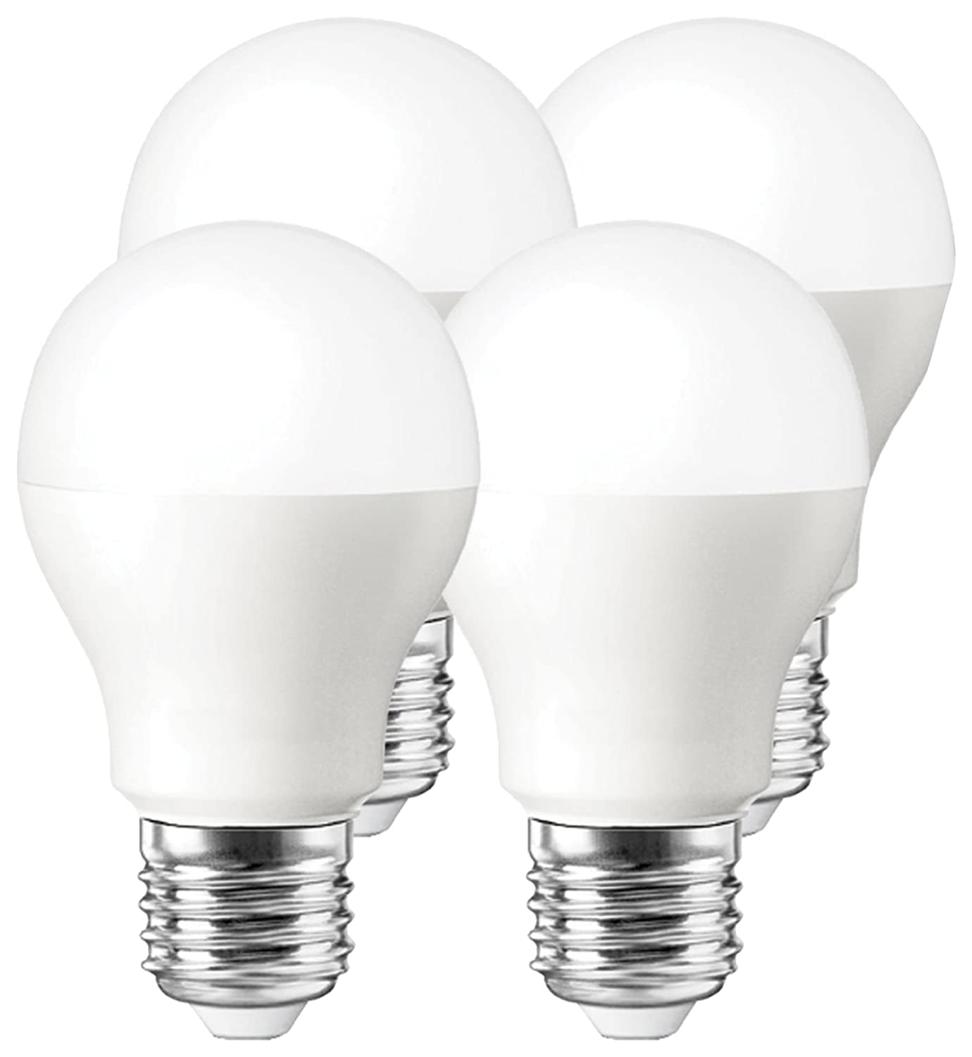 MiracleLED 604065 LED Energy Saver Household Replacement Rough Service 4 Piece 4-Pack