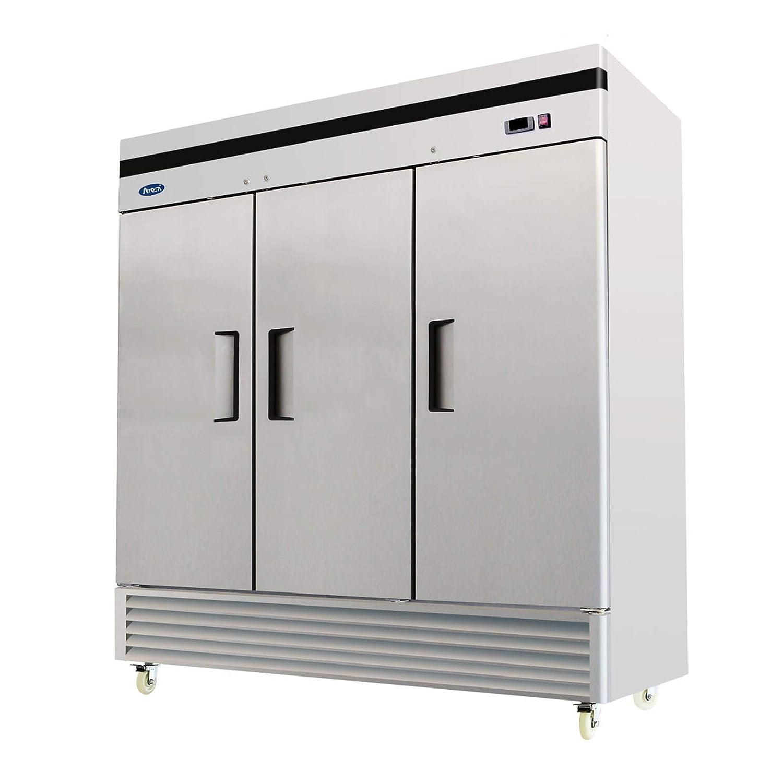 Atosa MBF8508 Bottom Mount (3)Three Door Refrigerator