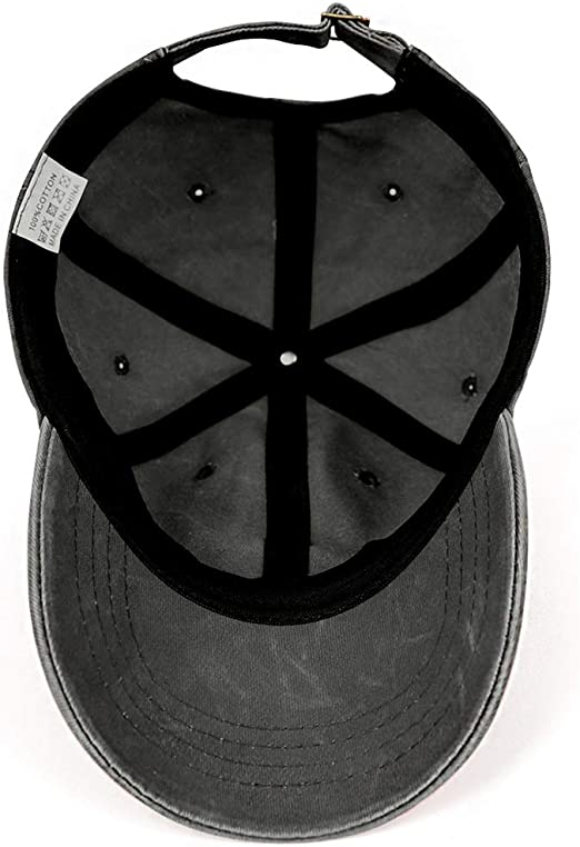 Marine Heavy Helicopter Squadron 463 Vintage Unisex Adjustable Baseball Cap Denim Dad Hat