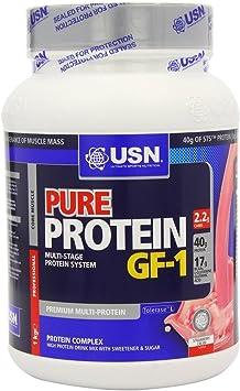 USN proteína Pure GF1 crecimiento y reparación de proteína Shake