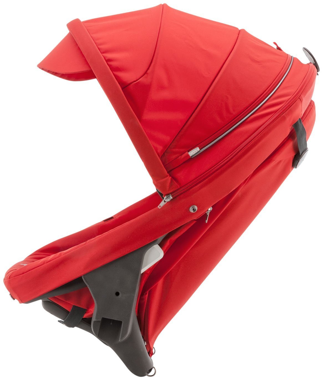 Stokke Crusi Sibling Seat - Red