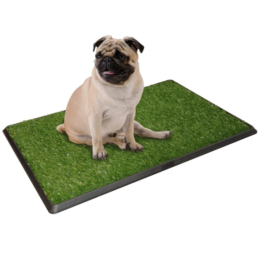 Synturfmats Pet Potty Patch Training Pad for Dogs Indoor or Outdoor Use, Large Size 20''x30'' by Synturfmats