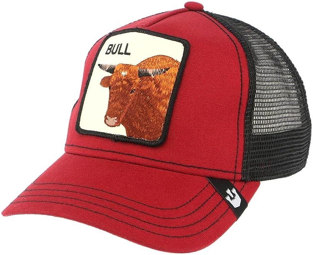 Gorra Goorin Bros Bull Rojo U Rojo: Amazon.es: Ropa y accesorios