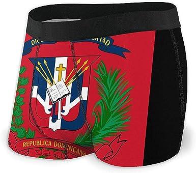 Web--ster Escudo de Armas República Dominicana Flag Boxer Briefs ...