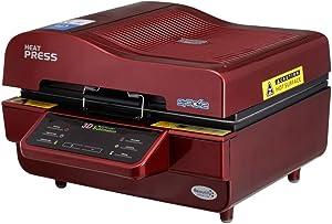 3D Vaccum Sublimation Heat Press Machine for Mugs, Plates, Phone Cases - 110V / 220V (220V)