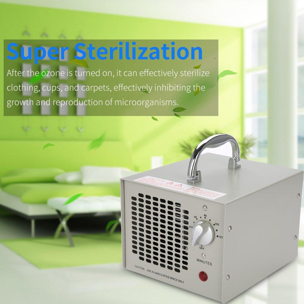 EU deodorante e sterilizzatore meglio per lodore di controllo stop eliminare e ritardare muffa Filtro generatore di ozono sterilizzatore-heavy duty purificatore