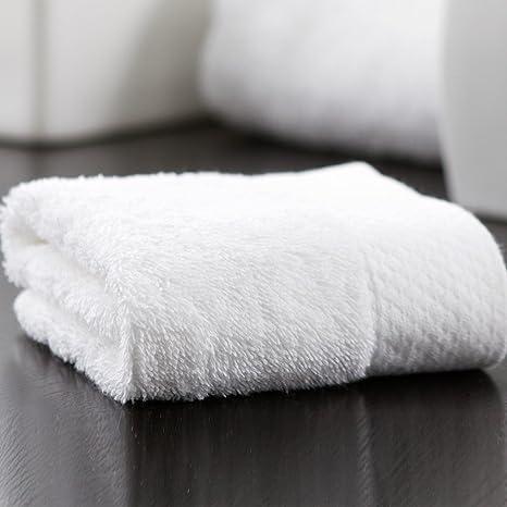 Hotel Claee pequeña toalla de algodón puro, algodón hidrófilo, Toallas bordadas regalos caracteres