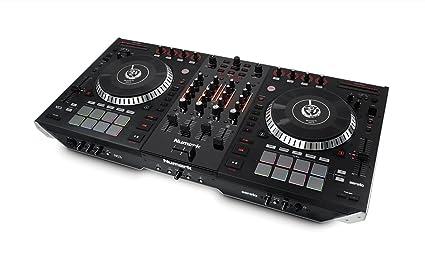 NUMARK NS7 II DJ CONTROLLER DISPLAY DRIVERS WINDOWS XP