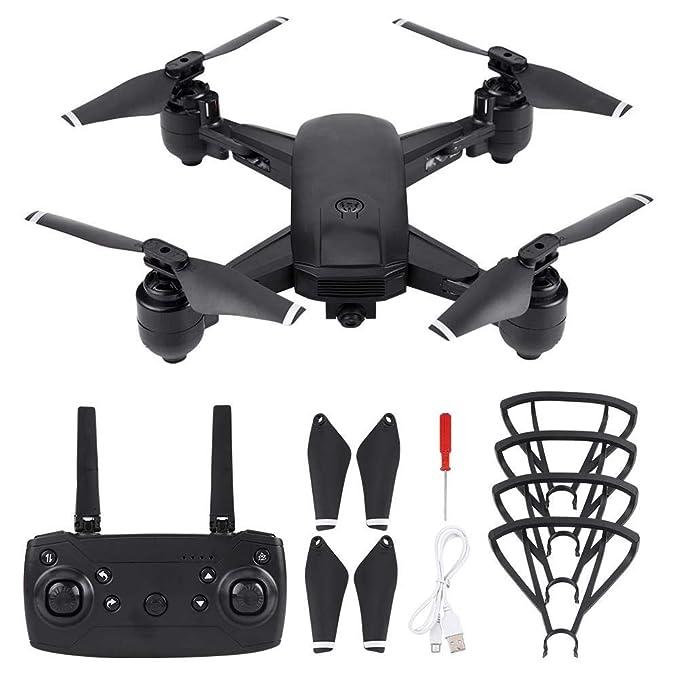 Jadpes RC Drone Antena de Cuatro Ejes, 2.4G Posicionamiento óptico ...