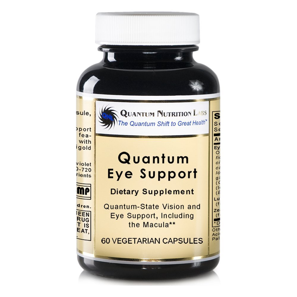 Quantum Eye Support, 240 caps / 4 Bottles - Premier Research Ocuven Vision and Eye Support, Including the Macula. Contains Lutein and Zeaxanthin.