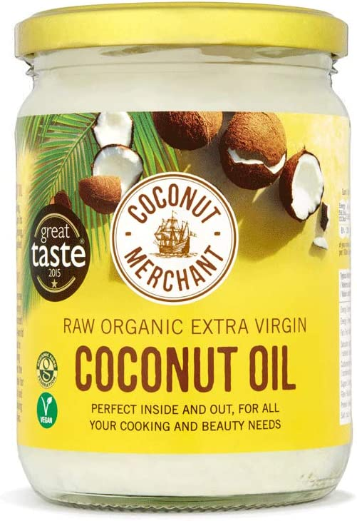 Coconut Merchant Organic Coconut Oil 500mL