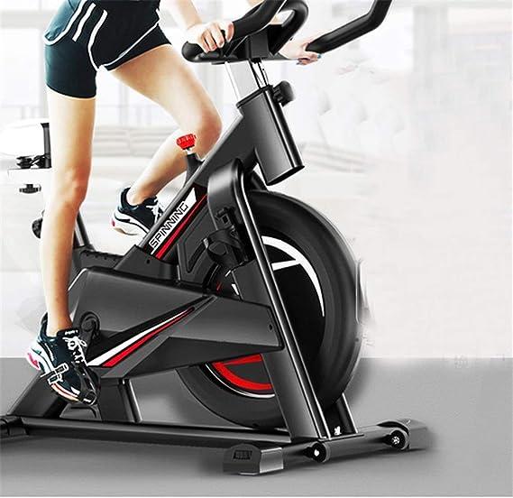 LSYOA Interior Fitness Exercise Bike, Bicicleta Spinning Bicicleta ...