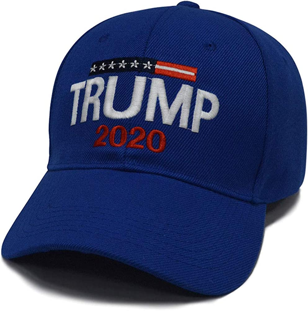 YAKER 2020 Keep America Great Campaign Embroidered USA Hat