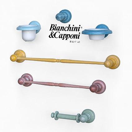 Bianchini & Capponi Set Bagno Multicolore (6 pezzi) - Made ...