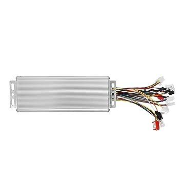 Amazon.com: Casavidas 36V-48V 1500W 45A - Controlador de ...