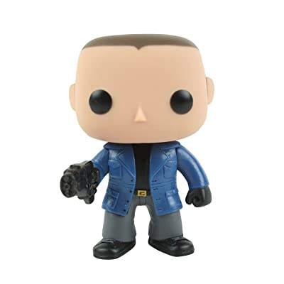 Funko POP TV The Flash Captain Cold Unmasked EE Exclusive: Toys & Games [5Bkhe0505566]