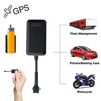 Mini GPS Tracker Localizador Localizador GPS para Coche Tiempo Real ...