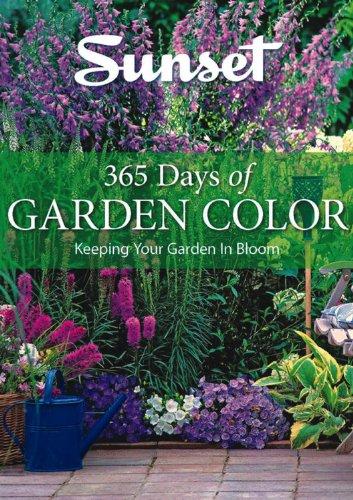 365 Days of Garden Color: Keeping Your Garden in Bloom ebook