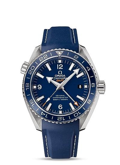 OMEGA Seamaster Planet Ocean Reloj de Hombre automático 232.92.44.22.03.001: Omega: Amazon.es: Relojes