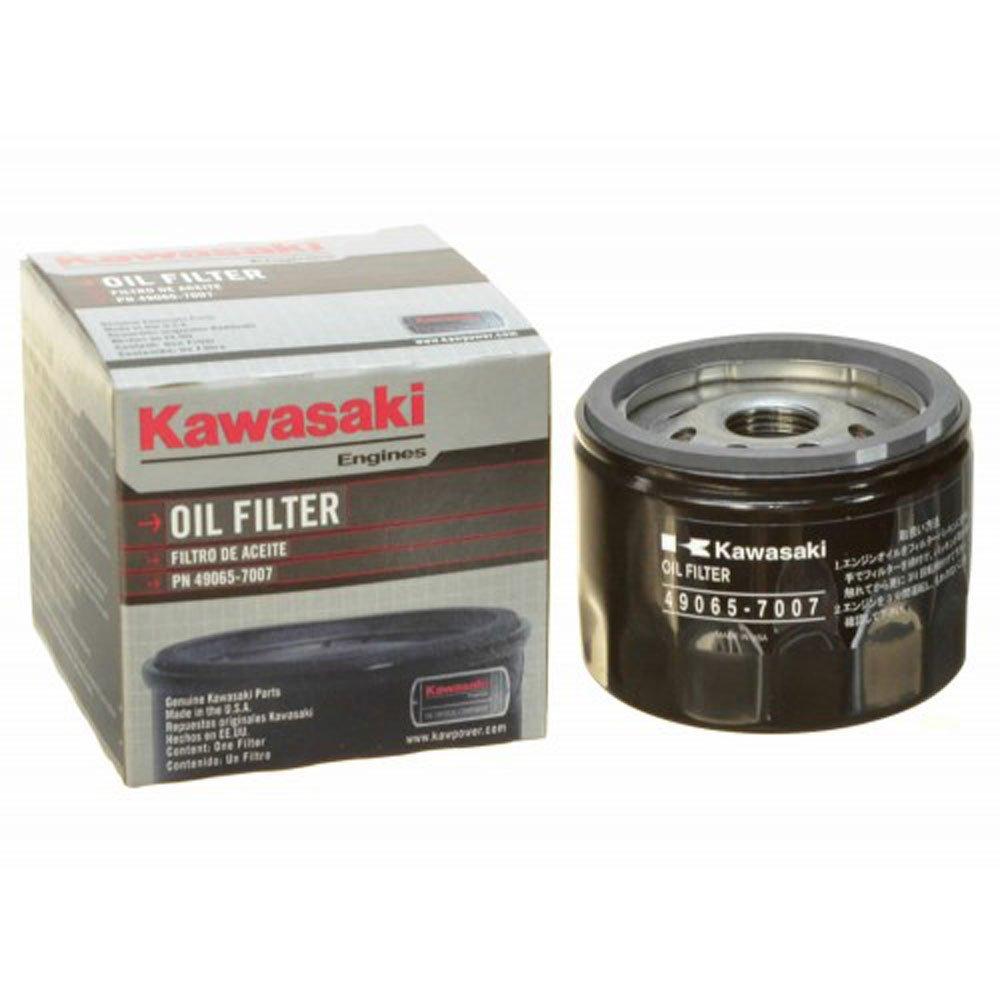 Details about Kawasaki 49065-7007 Engine Oil Filter Fits Cub Cadet  LTX1046LT LTX1046KW LTX1050