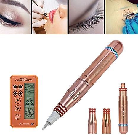 Máquina de la pluma permanente del tatuaje del maquillaje del ...