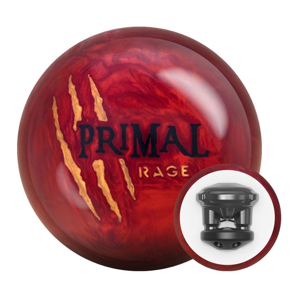 Motiv Primal Rage Bowling Ball, 12