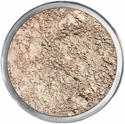 - Pebbles Loose Powder Mineral Matte Multi Use Eyes Face Color Makeup Bare Earth Pigment Minerals Make Up Cosmetics By MAD Minerals Cruelty Free - 10 Gram Sized Sifter Jar