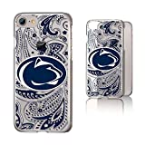 Keyscaper NCAA Penn State Nittany Lions KCLRI7-0PST-PAISL1 Apple iPhone Clear Case, iPhone 8/7/6, Clear