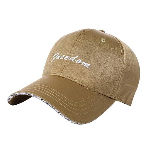 GBXR Gorras de béisbol bordadas a la moda y gorra de hip-hop de ...